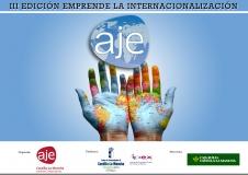 Pantalla inicio evento internacionalizacion