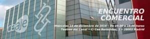 Encuentro Comercial Nacional CEAJE y negocios & networking @ Teatros del Canal | Madrid | Comunidad de Madrid | España