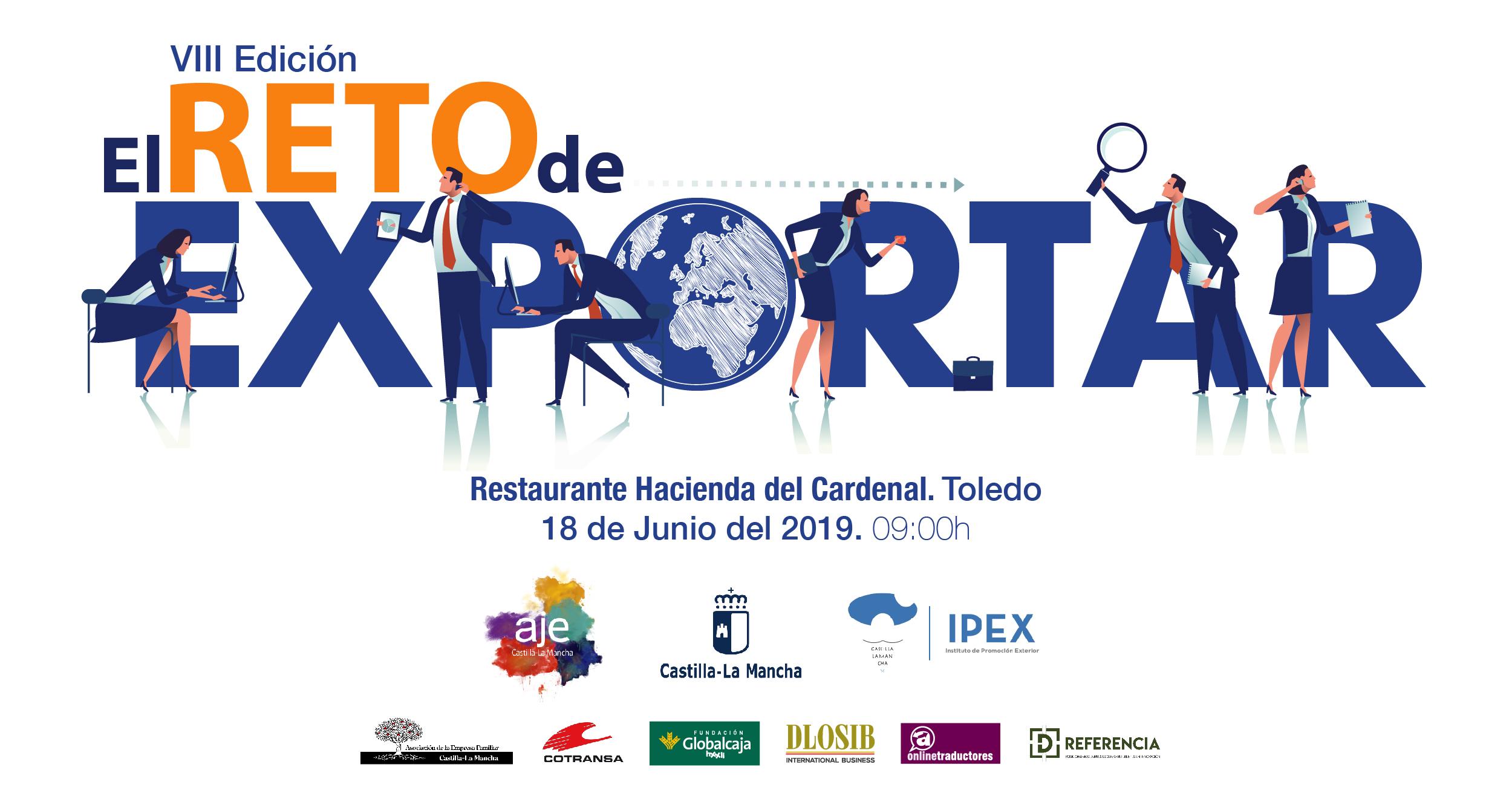 RRSS El reto exportar19